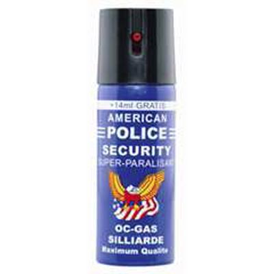 bombe lacrymogene paralysante police LACRYPOLP60