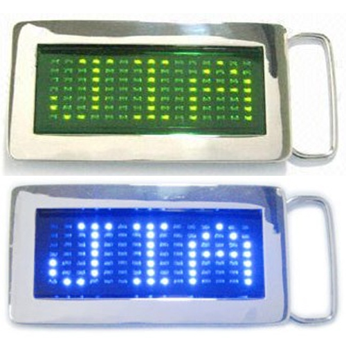 boucle ceinture lumineuse led BCL715 pic3