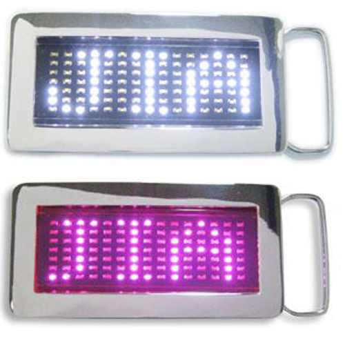 boucle ceinture lumineuse led BCL715 pic4