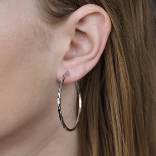 boucle oreille femme argent 8800013 pic5