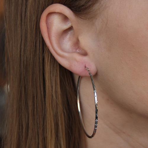 boucle oreille femme argent 8800017 pic5