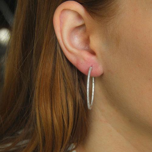 boucle oreille femme argent 8800040 pic5