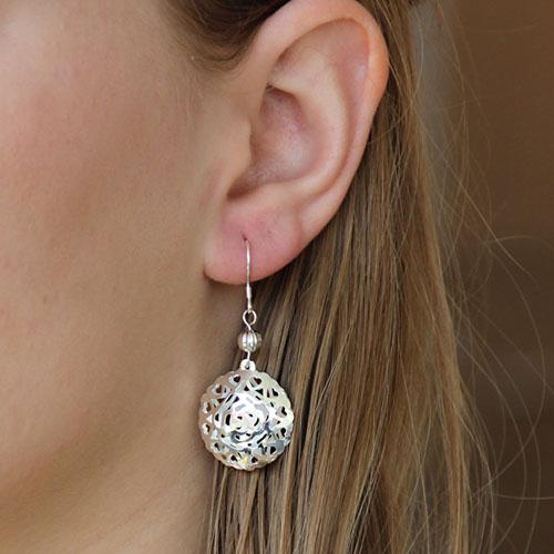 boucle oreille femme argent 9300025 pic5