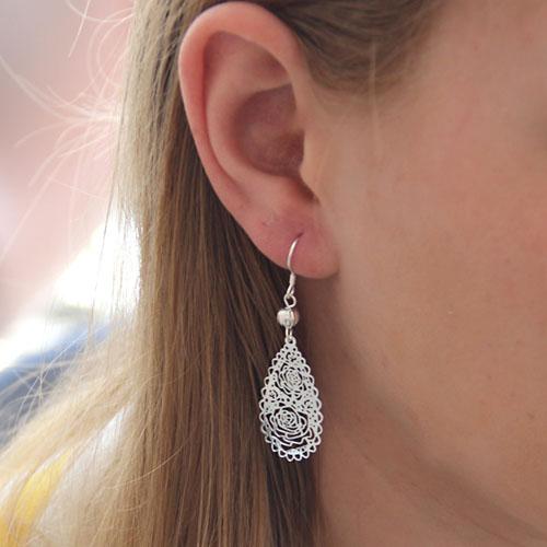 boucle oreille femme argent 9300028 pic5