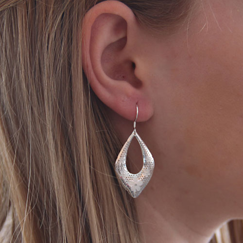 boucle oreille femme argent 9300035 pic5