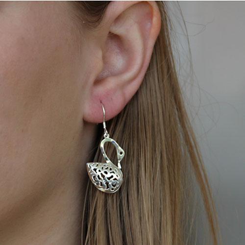 boucle oreille femme argent 9300057 pic5