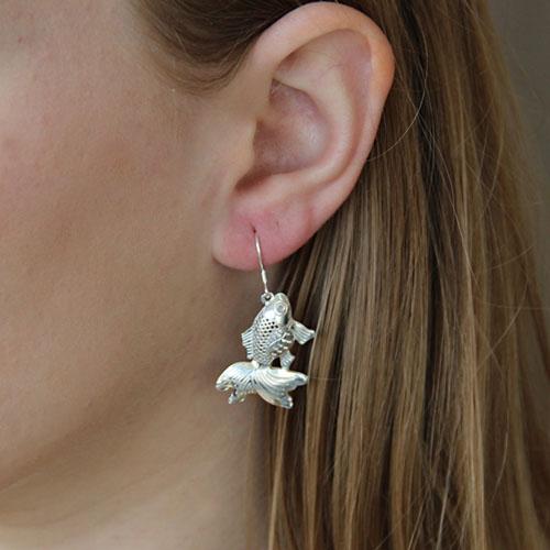 boucle oreille femme argent 9300058 pic5