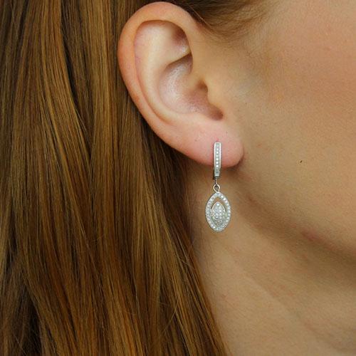 boucle oreille femme argent 9300222 pic5