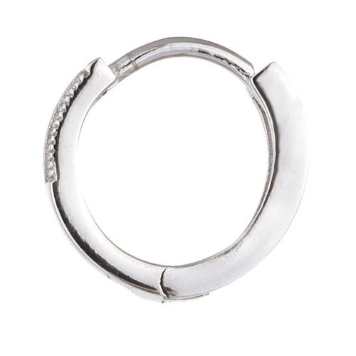 boucle oreille femme argent zirconium 8800024 pic3