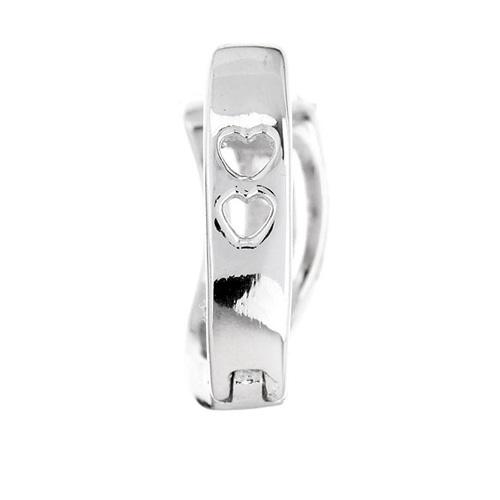boucle oreille femme argent zirconium 8800026 pic4
