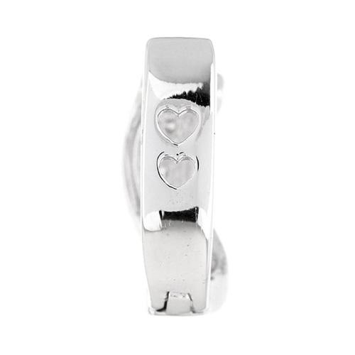 boucle oreille femme argent zirconium 8800027 pic4