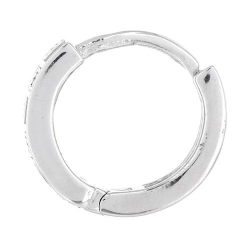 boucle oreille femme argent zirconium 8800029 pic3