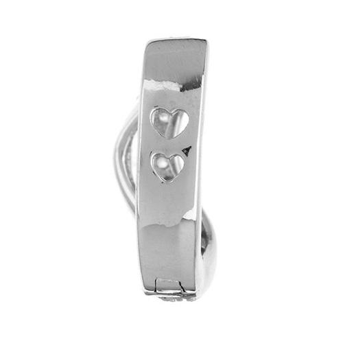 boucle oreille femme argent zirconium 8800032 pic4