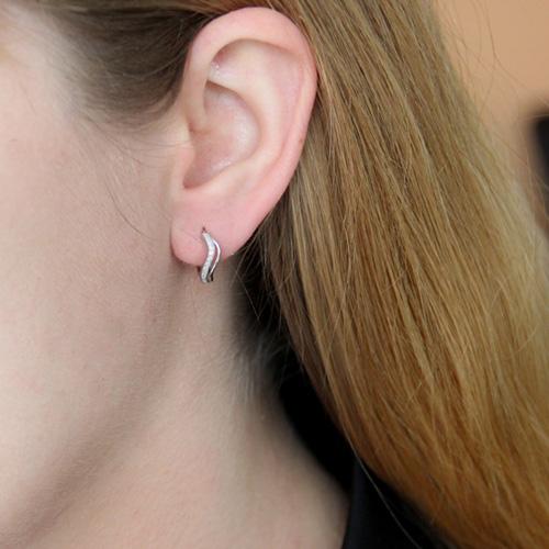boucle oreille femme argent zirconium 8800032 pic5
