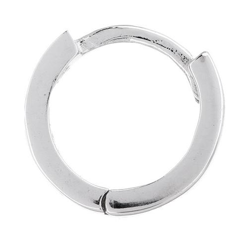 boucle oreille femme argent zirconium 8800035 pic3
