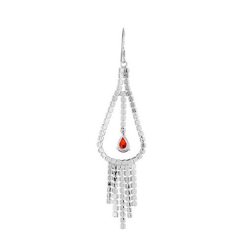 boucle oreille femme argent zirconium 9300115 pic4