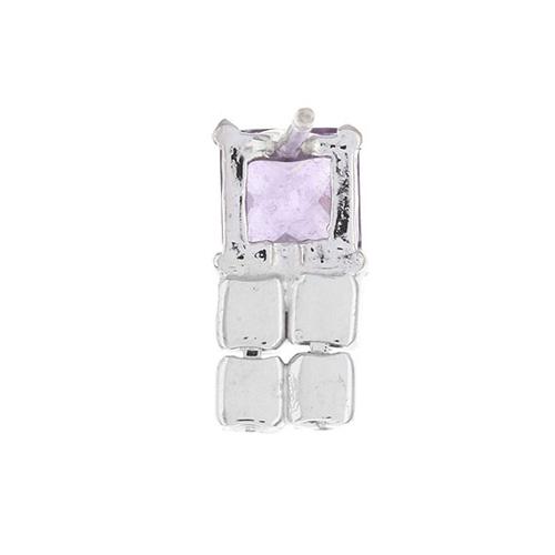 boucle oreille femme argent zirconium 9300153 pic4