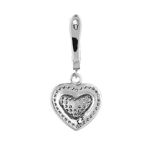 boucle oreille femme argent zirconium 9300238 pic4