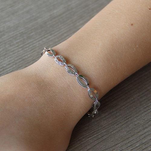 bracelet femme argent 9500021 pic4