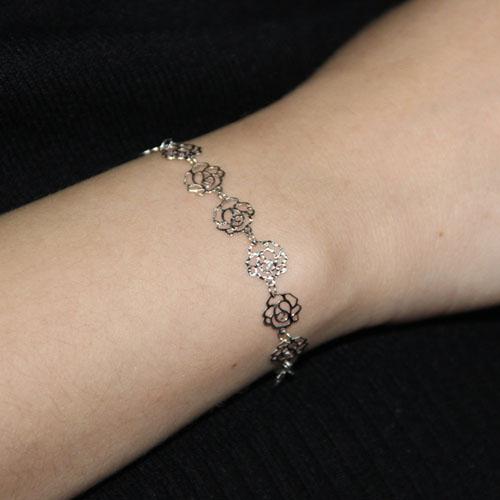 bracelet femme argent 9500090 pic4