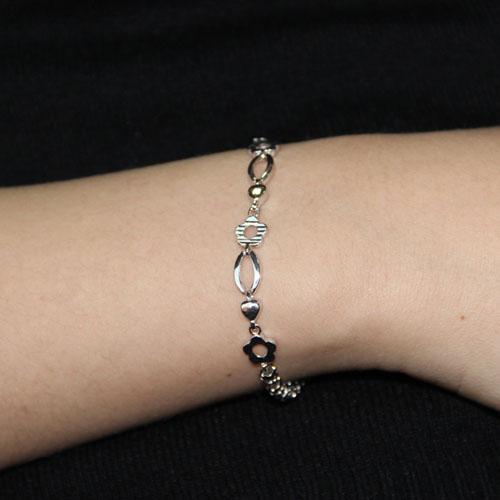 bracelet femme argent 9500092 pic4