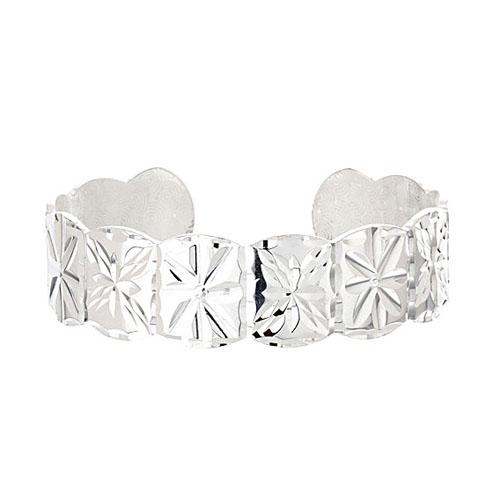 bracelet femme argent 9600001