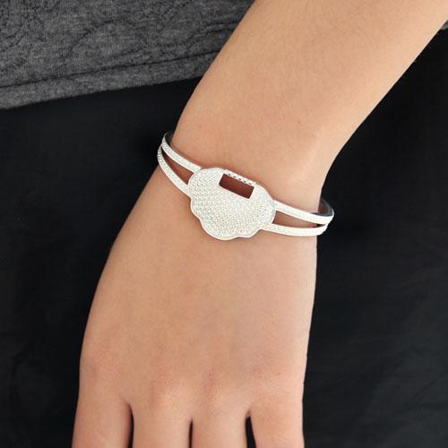 bracelet femme argent 9600002 pic4