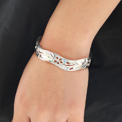 bracelet femme argent 9600004 pic4