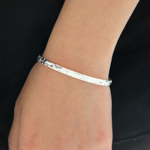 bracelet femme argent 9600005 pic4