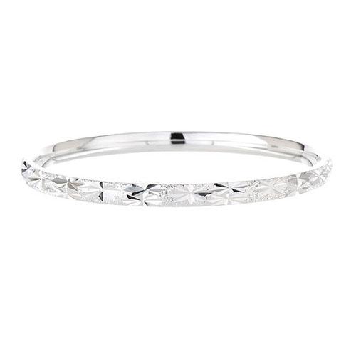 bracelet femme argent 9600005