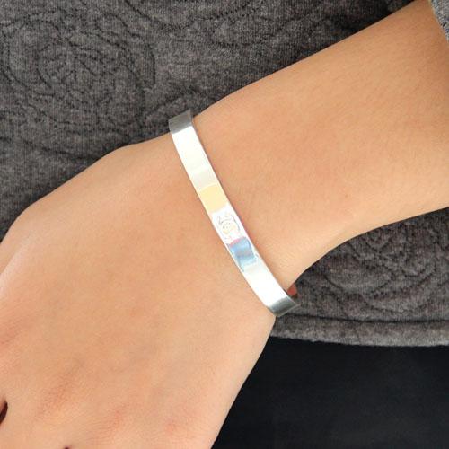 bracelet femme argent 9600008 pic4