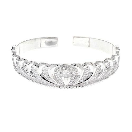 bracelet femme argent 9600009