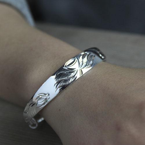 bracelet femme argent 9600010 pic4