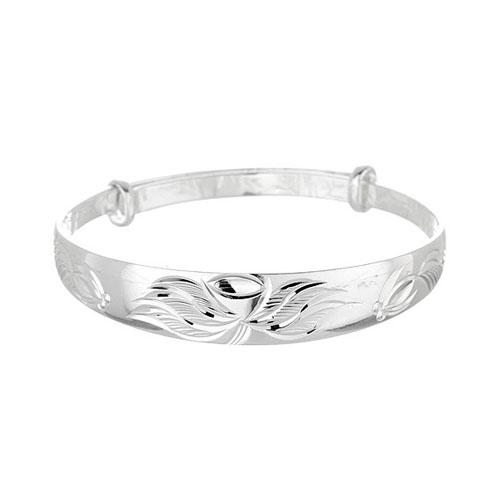 bracelet femme argent 9600010