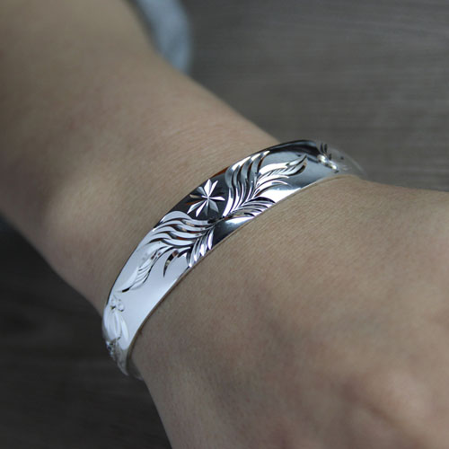 bracelet femme argent 9600011 pic5