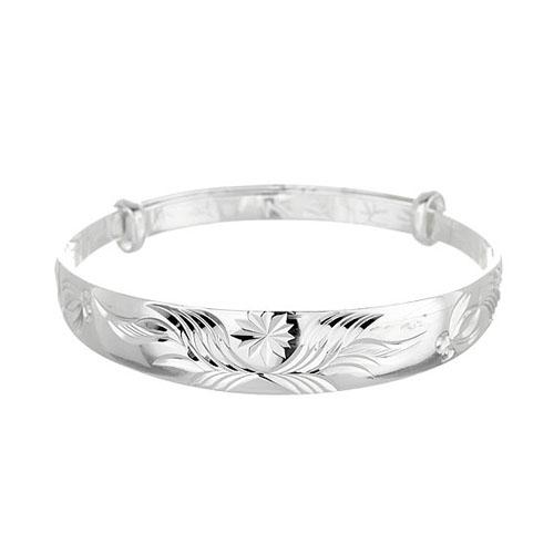 bracelet femme argent 9600011