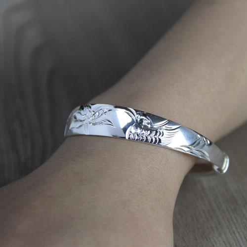 bracelet femme argent 9600012 pic4
