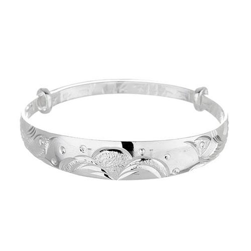 bracelet femme argent 9600013