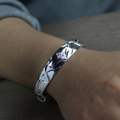 bracelet femme argent 9600014 pic4