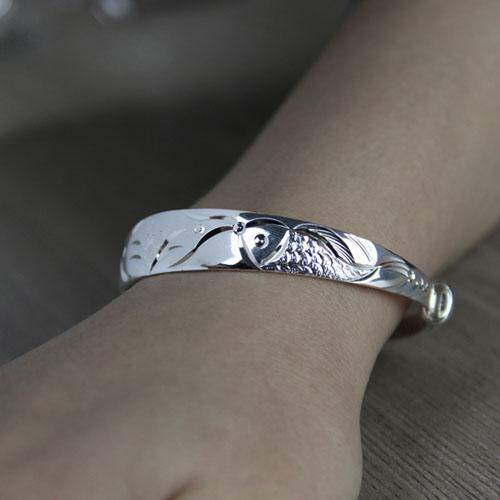 bracelet femme argent 9600014 pic5