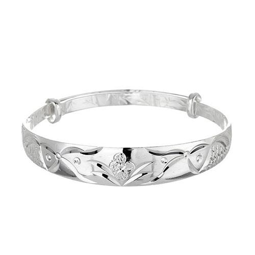 bracelet femme argent 9600014