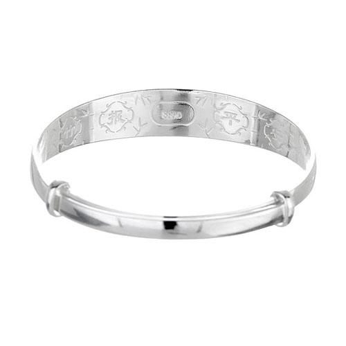 bracelet femme argent 9600015 pic3