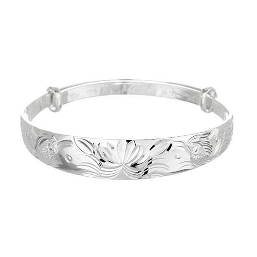 bracelet femme argent 9600015
