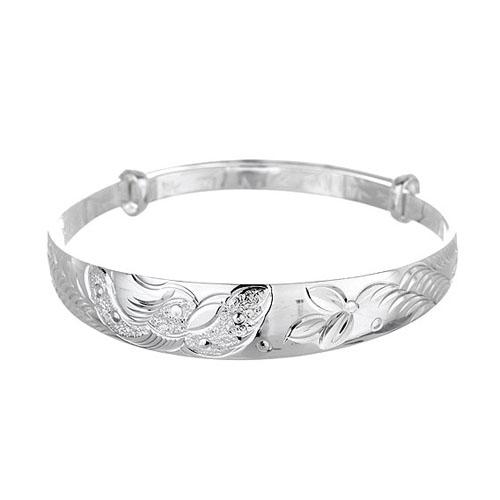 bracelet femme argent 9600016