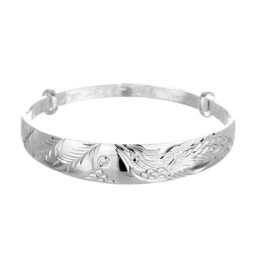 bracelet femme argent 9600017