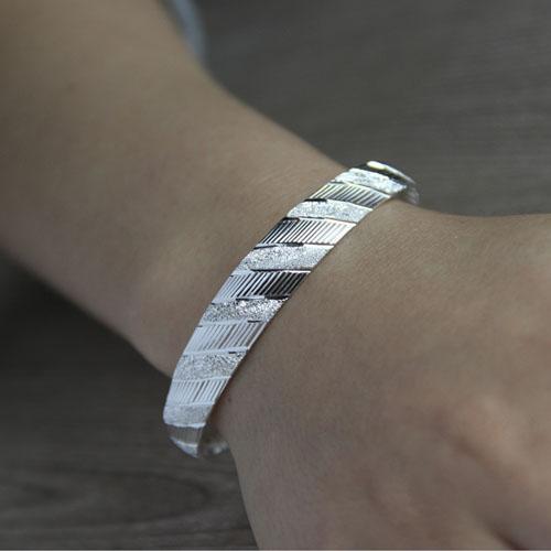 bracelet femme argent 9600018 pic5