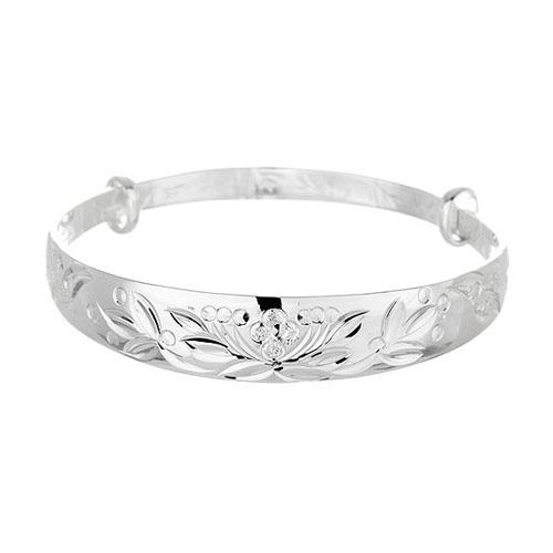 bracelet femme argent 9600020