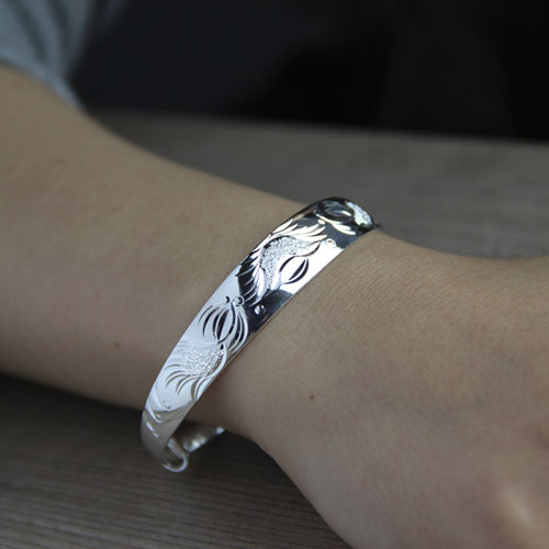 bracelet femme argent 9600021 pic5