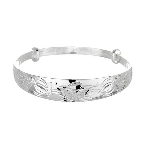 bracelet femme argent 9600021