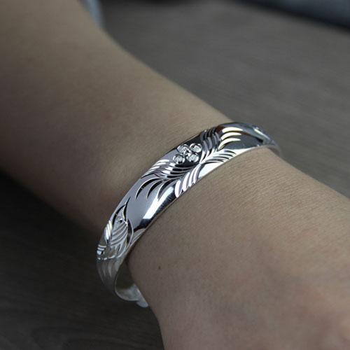 bracelet femme argent 9600022 pic5